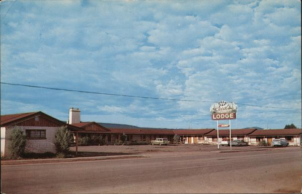 Reed's Motor Lodge Springerville Arizona