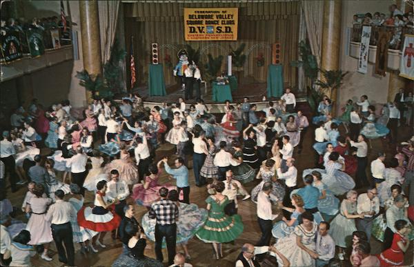 Delaware Valley Square Dance Convention Philadelphia Pennsylvania