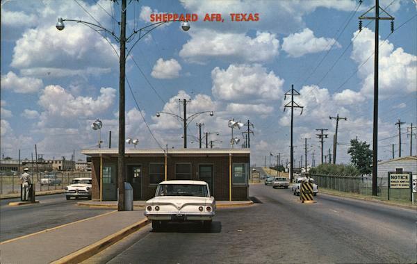 White Hall, Sheppard Air Force Base Wichita Falls, TX