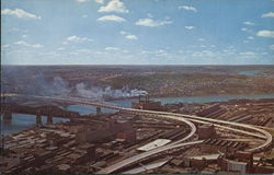 Brent Spence Bridge Postcard