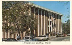Lawrence W. Wetherby Administration Building, Western Kentucky University