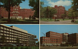 Hospitals Of Louisville, Kentucky