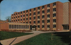 Men's Dormitory on Belknap Campus