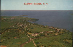 View of Sackets Harbor