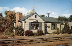West Shore Railroad Station