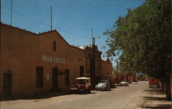 Mesilla Book Center Postcard