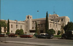 Dona Ana County Court House