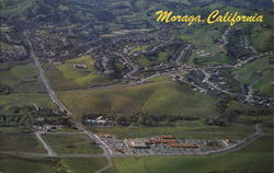 Moraga, California