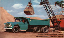 Chassis-Cab Model 10403 Tandem