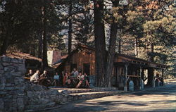 Crystal Lake Recreation Area,Angeles National Forest