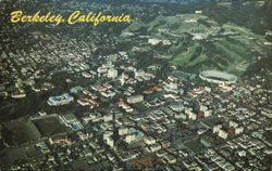 Aerial View of Berkeley
