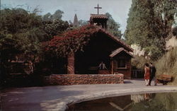 The Little Chapel by the Lake