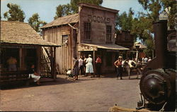 Goldie's Place, Knott's Berry Farm, Ghost Town