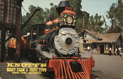 Knott's Berry Farm & Ghost Town