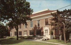Beloit College - Student Union Building Postcard