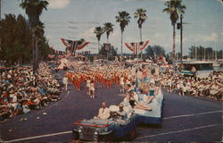 Annual Festival of States Parade
