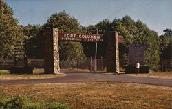 Fort Columbia Historical State Park