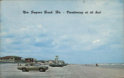 New Smyrna Beach, Fla.- Vacationing at its best