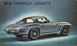 Chevrolet Corvette Sting Ray Sport Coupe