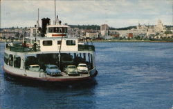 View of Car Ferry