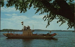 Colsac II Car Ferry, Lake Wisconsin