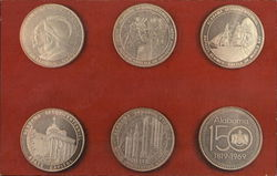 Alabama Sesquicentennial Commemorative Coins