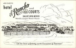 Hotel El Rancho and Courts