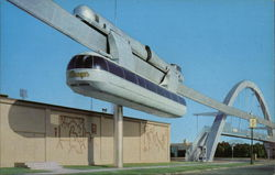Monorail at State Fair Grounds