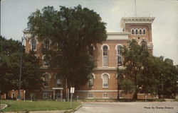 The Montgomery County Courthouse