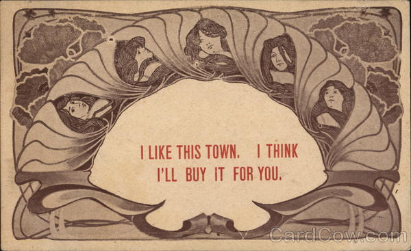 I like this town.... Art Nouveau