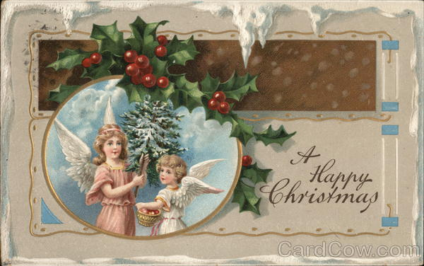 A Happy Christmas Angels