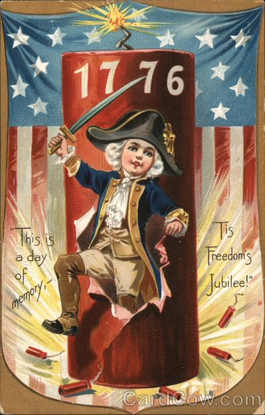 This Is A Day Of Memory, - 'Tis Freedom's Jubilee!