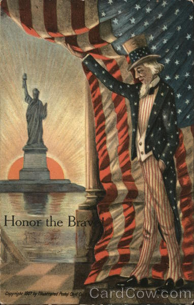 Honor the Brave! Patriotic
