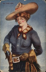 A Cowgirl with Her Gun