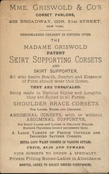 Griswold Corsets
