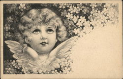 Picture of a Little Girl Angel