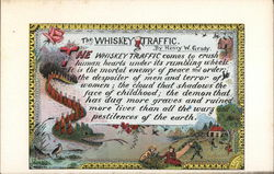 The Whiskey Traffic by Henry W. Grady