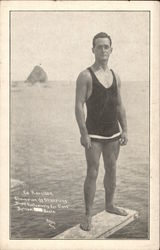"Photo of Ed Harrison, ""Champion of Champions"""