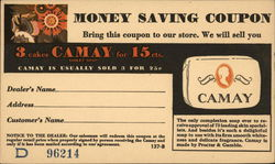Money Saving Coupon for Camay Soap