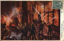 """Fighting The Flames"" - A Great City Fire"