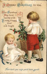 A Merry Christmas To You - Now Don't You Wish You'd Been Good?