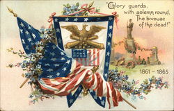 """Glory Guards, With Solemn Round, The Bivouac Of The Dead"" 1861-1865"