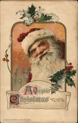 A Picture of Old St. Nick