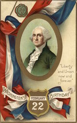 Washington's Birthday - February 22