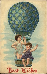 Angels in a Hot Air Balloon