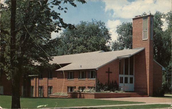 Black River Falls Methodist Church Wisconsin