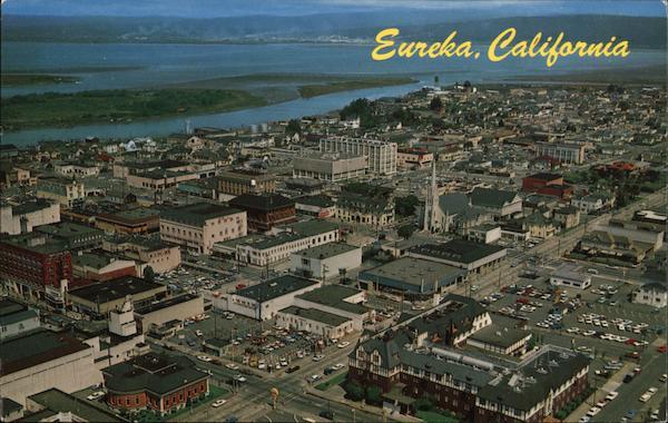 429729 Eureka Ca on Carson Mansion Eureka California