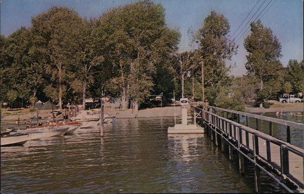 Garners Resort on Clear Lake
