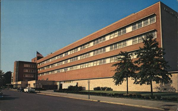 Protestant Deaconess Hospital Evansville Indiana