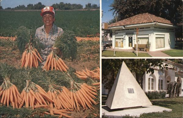 Carrot Capital of the World Holtville California